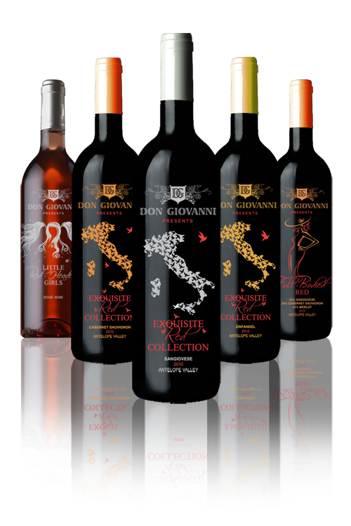 Don Giovanni Wine Collection
